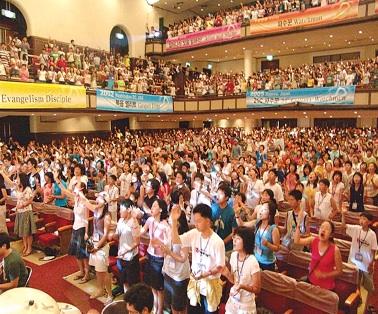 2005年8月 世界レムナント大会 (3000名)