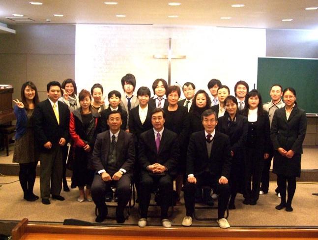 2008年3月 日本神学校 設立